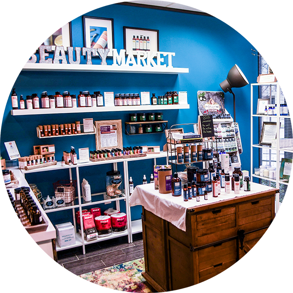 Source Vital Apothecary + Beauty Market